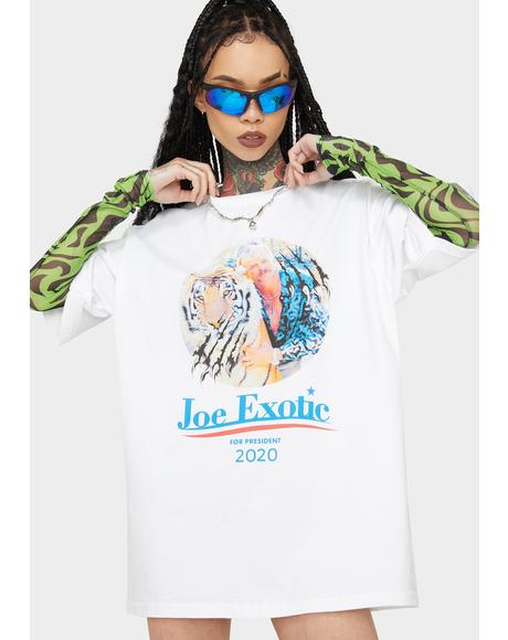 Exotic Graphic Tee