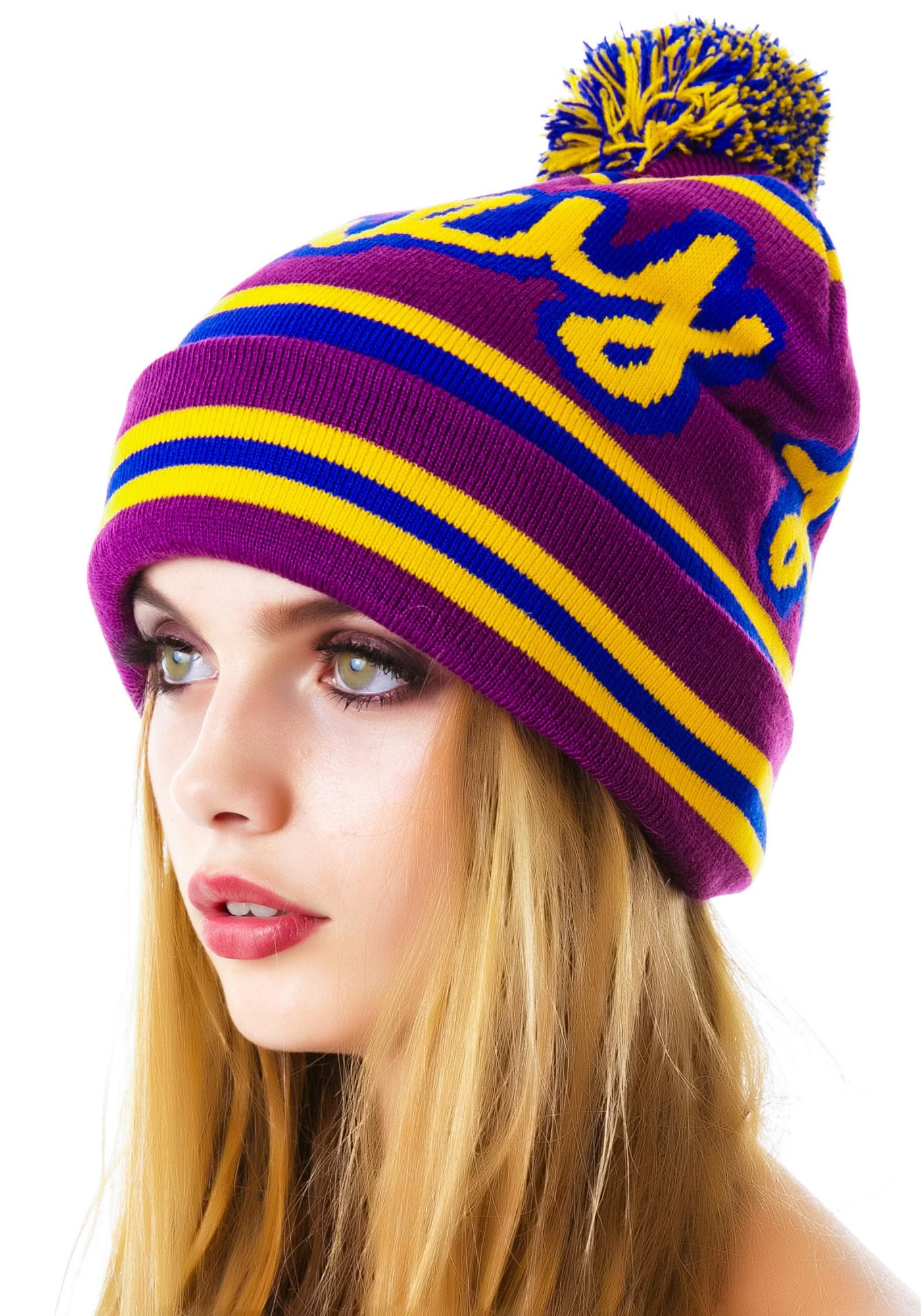 Lazy Oaf Lazy Bobble Hat