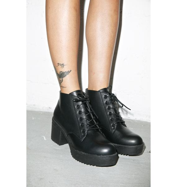 Knockout Boots