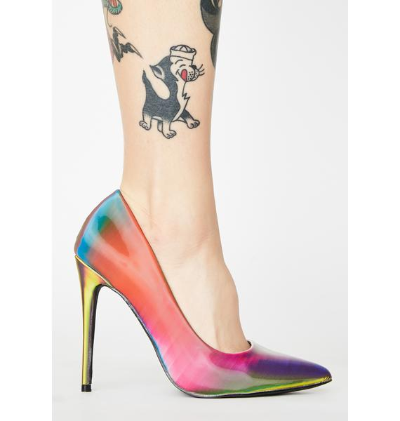 Mystic Mistress Stiletto Heels