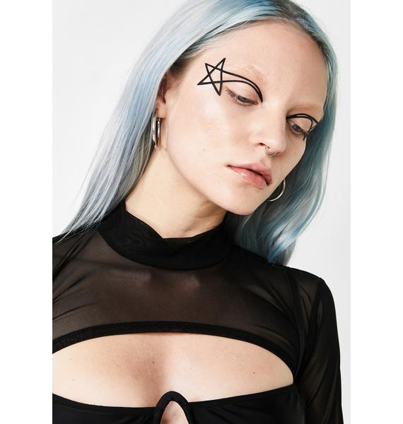 Face Lace Shooting Star Face Lace