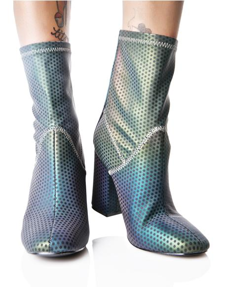 Diive Reflective Boots