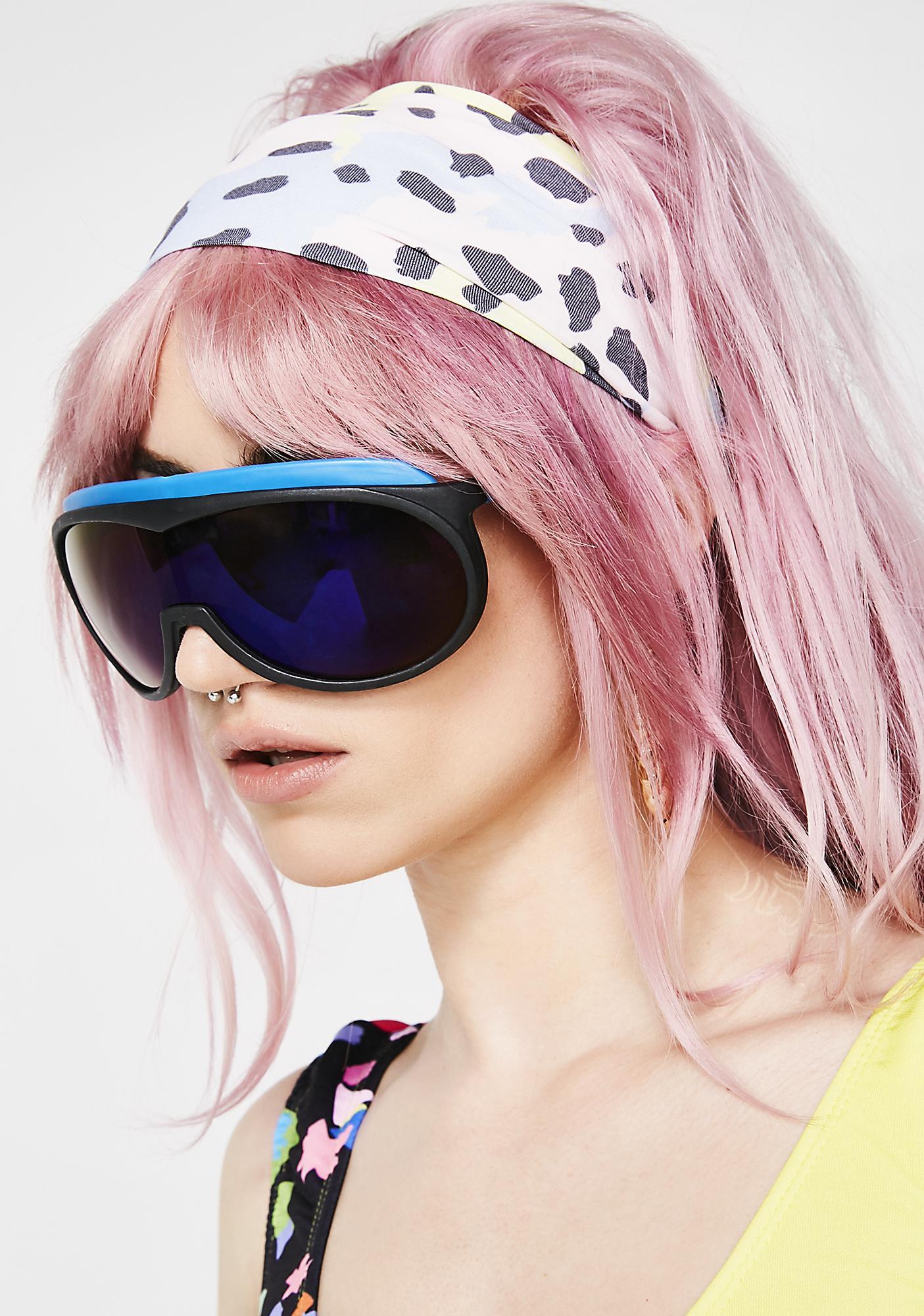 Under The Shade Shield Sunglasses