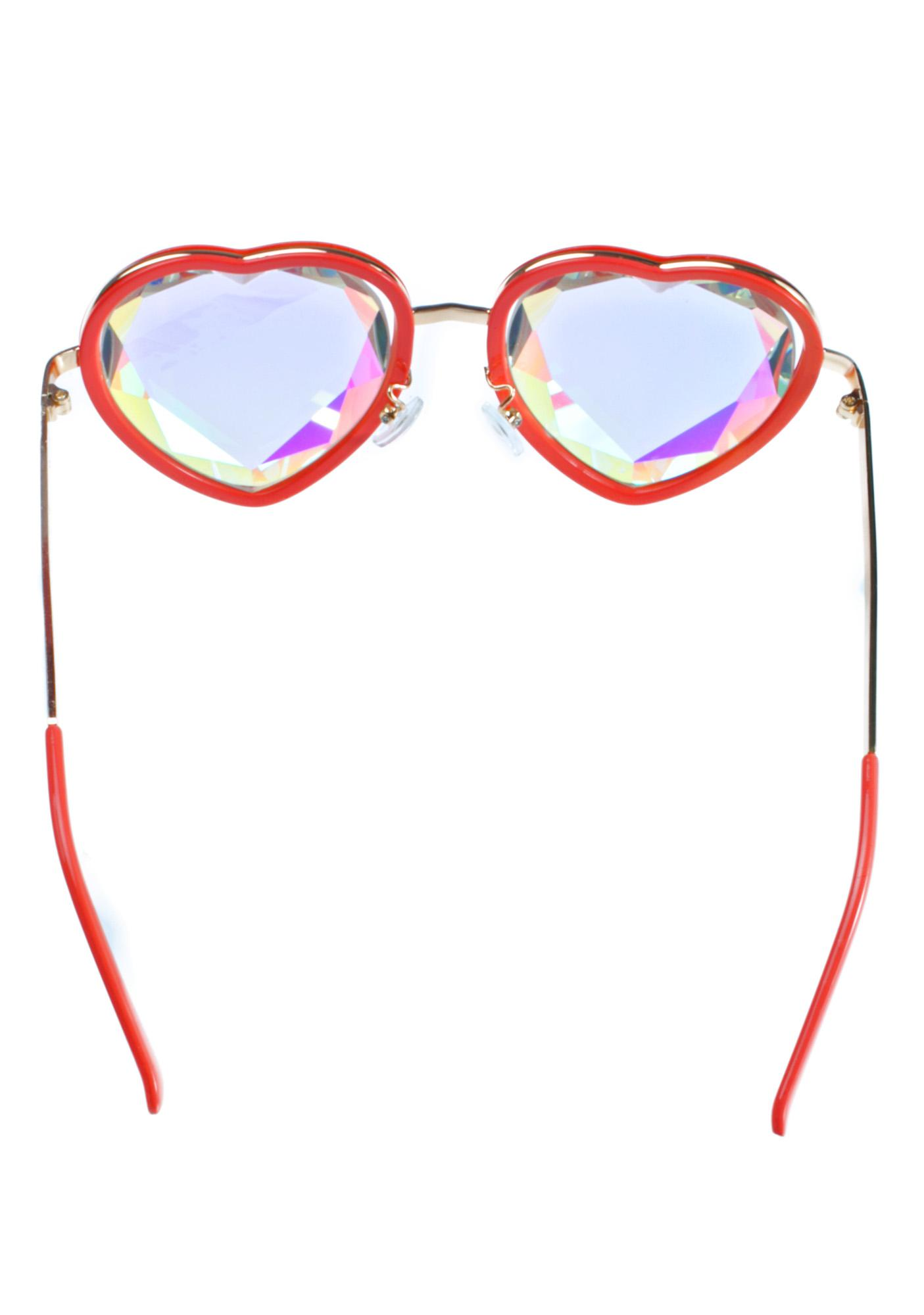 H0les Eyewear BB Heart Sunglasses
