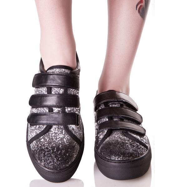 E8 by Miista Nara Sparkly Sneakers