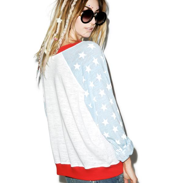 Wildfox Couture For President Kim's Sweater