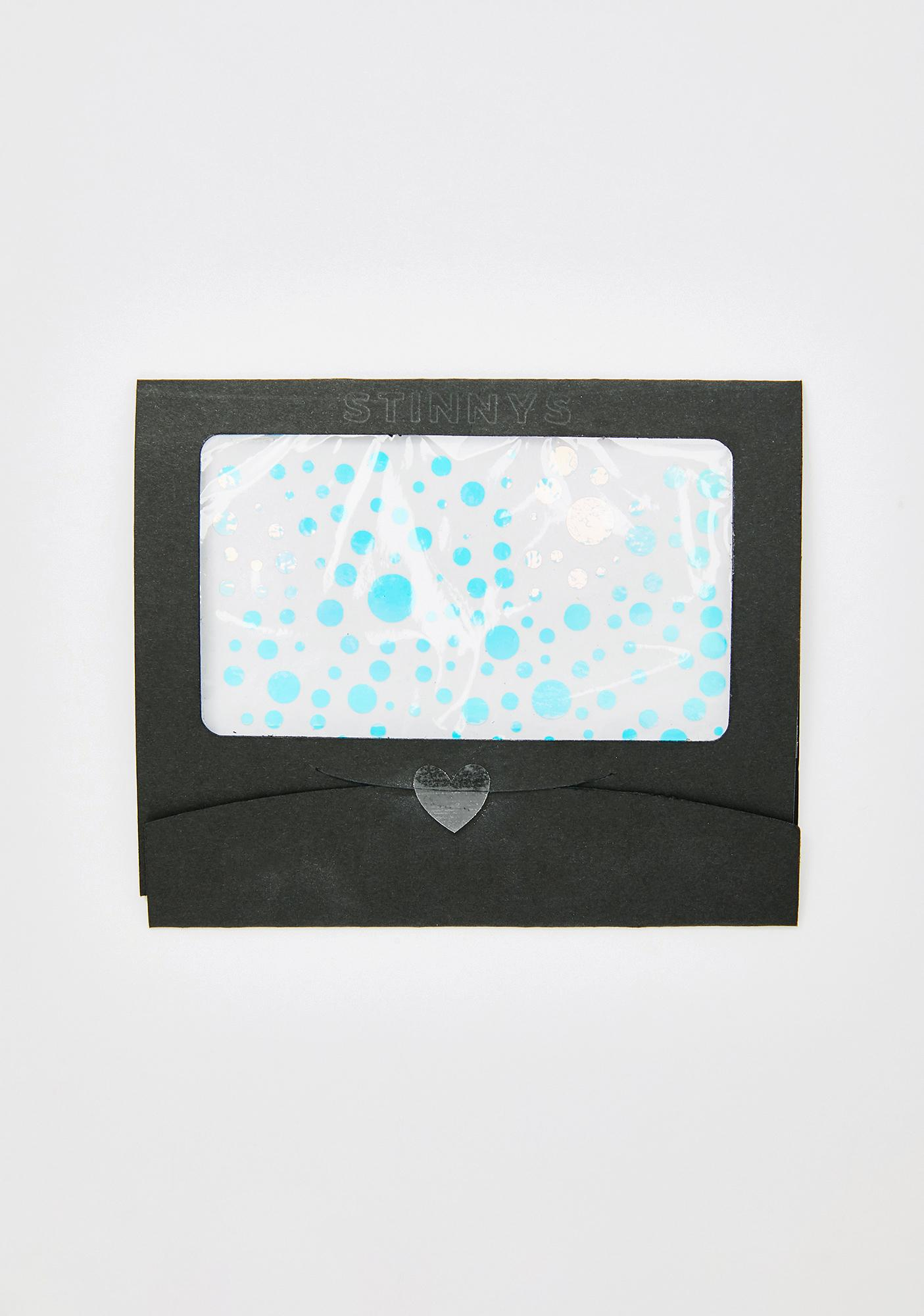 Stinnys Bubbles Body N' Face Stickers