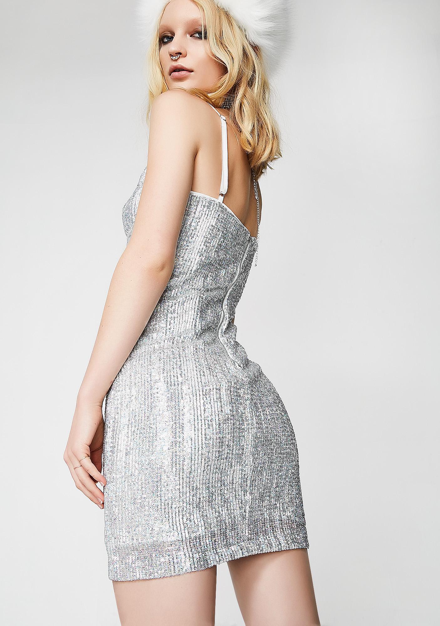 High Beamz Bustier Dress