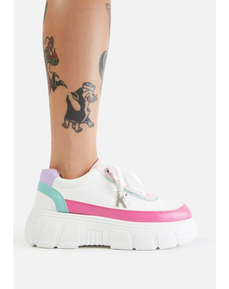 Cookie Platform Sneakers