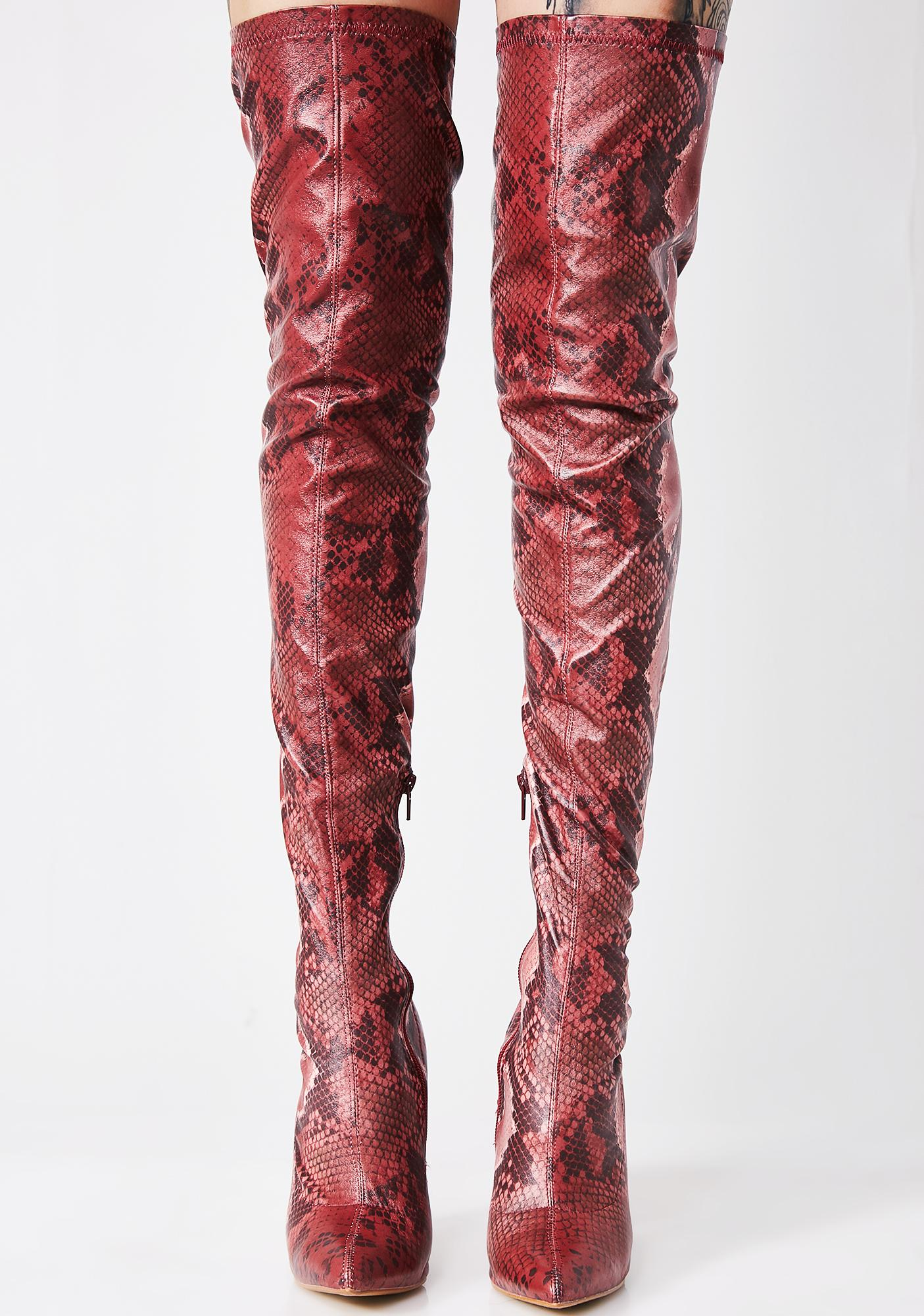 Reptile Charmer Boots