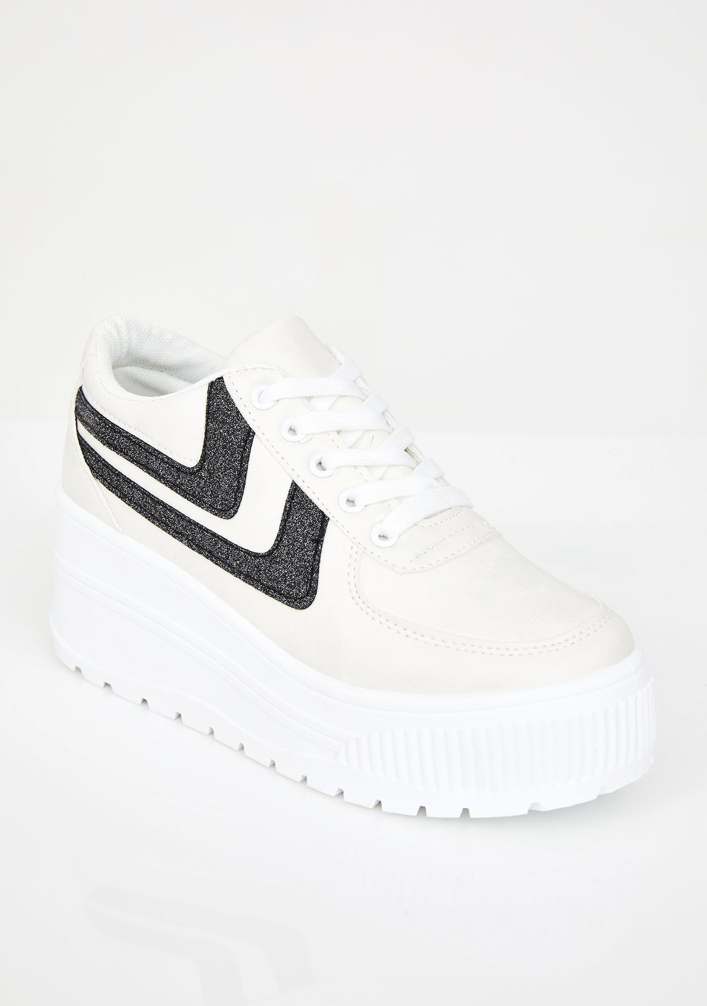 Chill Walk It Out Platform Sneakers