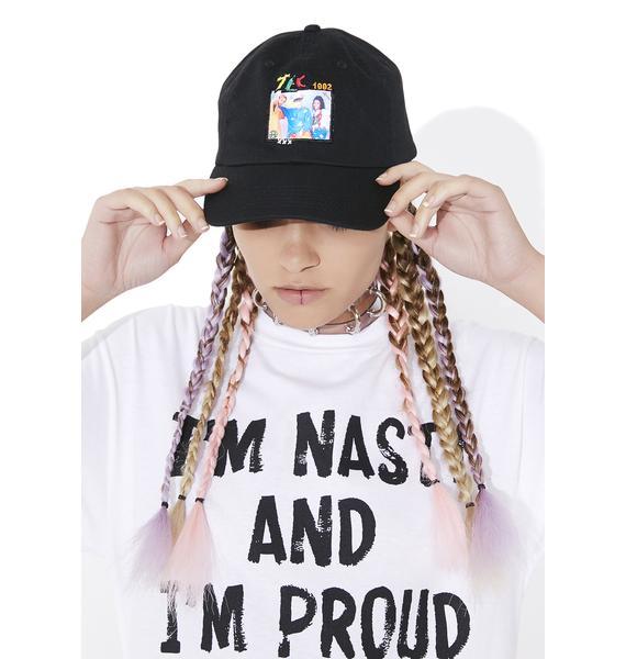 Cross Colours TLC Group Photo Dad Hat
