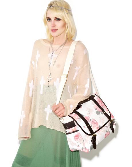 Austen Rose Messenger Bag