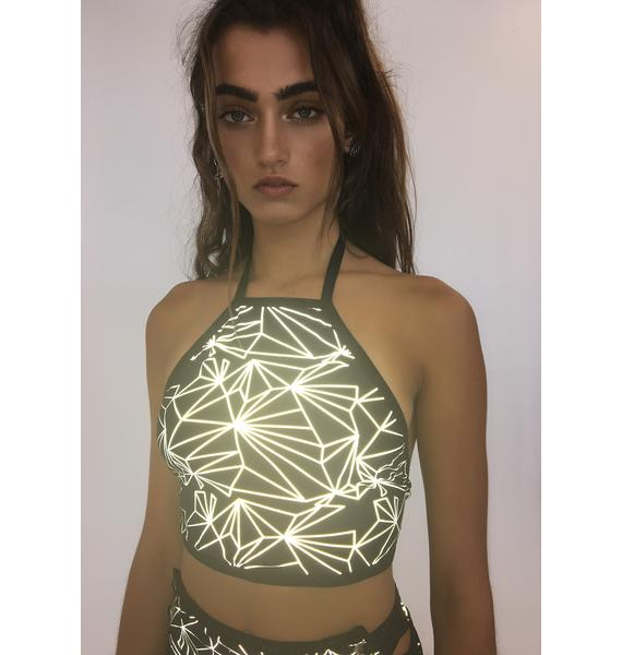 The Lyte Couture Light Up Halter Top
