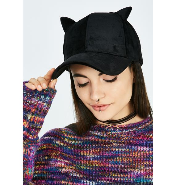 Kitty Party Ear Hat