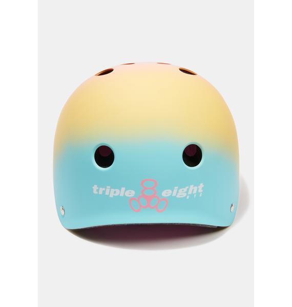 Triple Eight   Shaved Ice Certified Sweatsaver Helmet