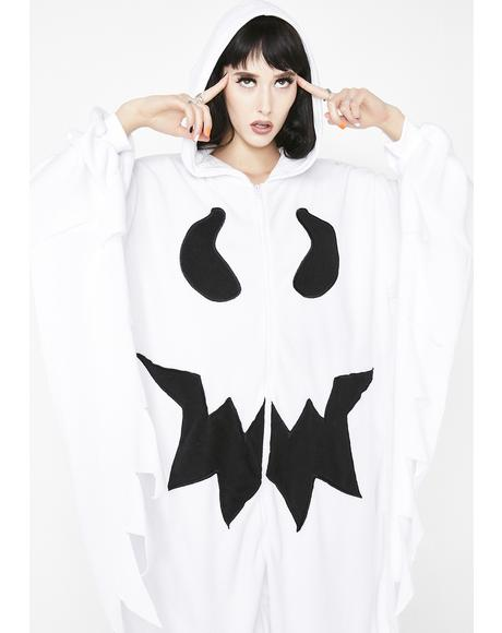 Goin' Ghost Onesie Costume