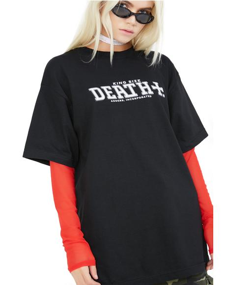 King Size Death Tee