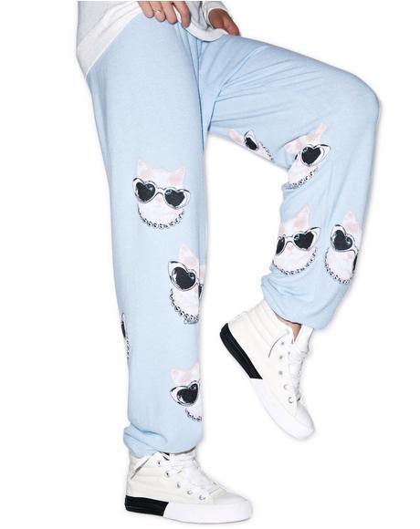 Tanzy Mini Cat Long Pant