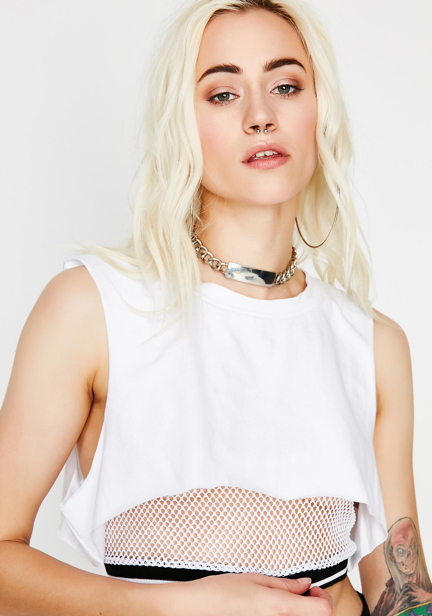 For The Win Layered Top