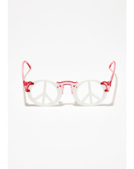 Peace N' Harmony Sunglasses