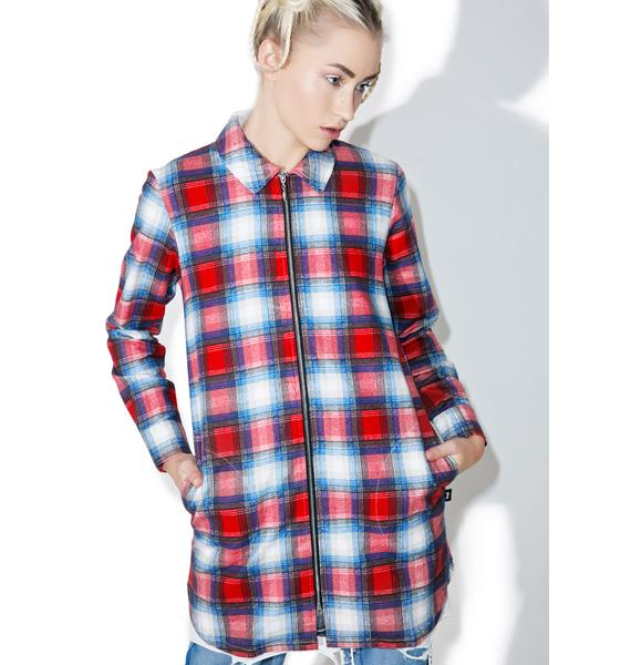 Stussy Lincoln Shirt Dress