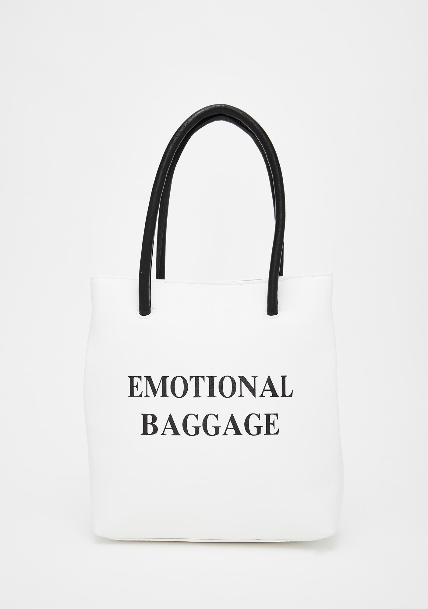 Skinnydip Emotional Tote Bag