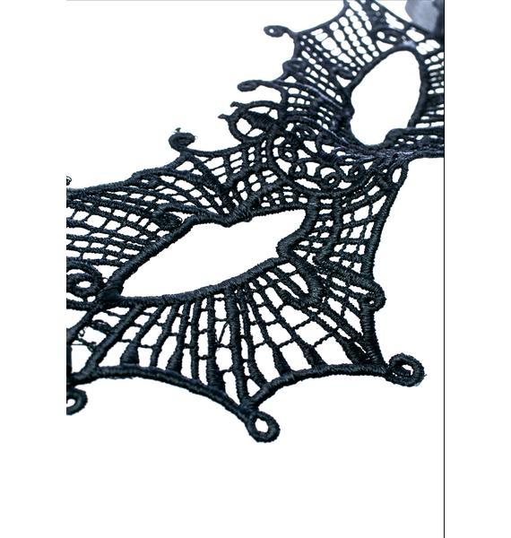 Batty Lace Masquerade Mask