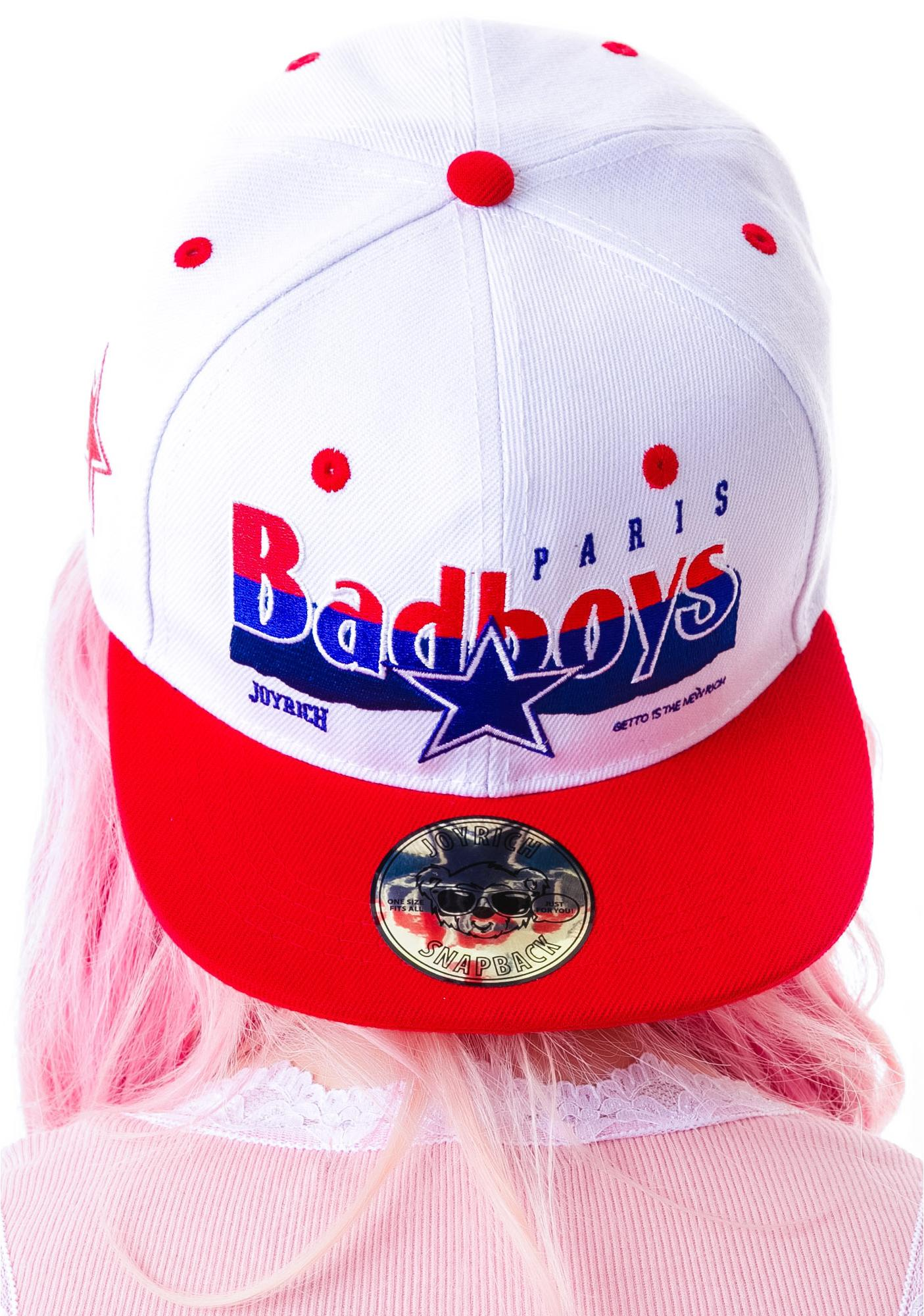 Joyrich Paris Bad Boys Snapback