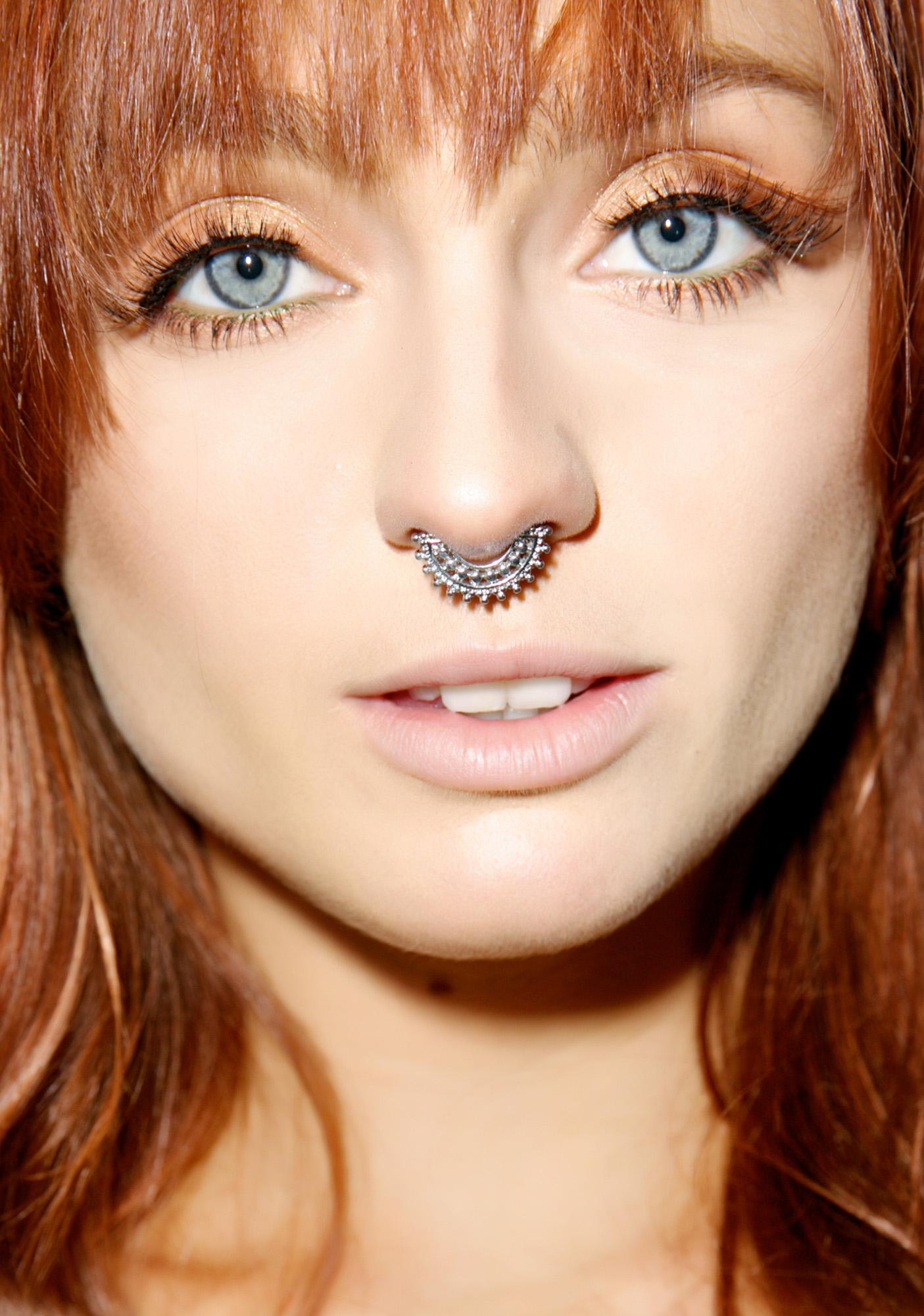 Queen of the Nile Septum Ring