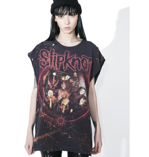 Vintage Slipknot Cutoff Tee