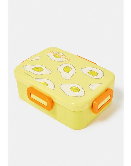 Sunny Side Gudetama Bento Lunch Box
