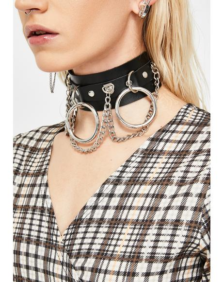 Only Yours O-Ring Choker