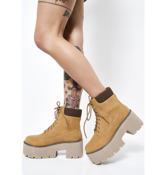 Mojave Stacks On Stacks Boots