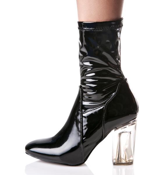 Midnight Saturn Boots