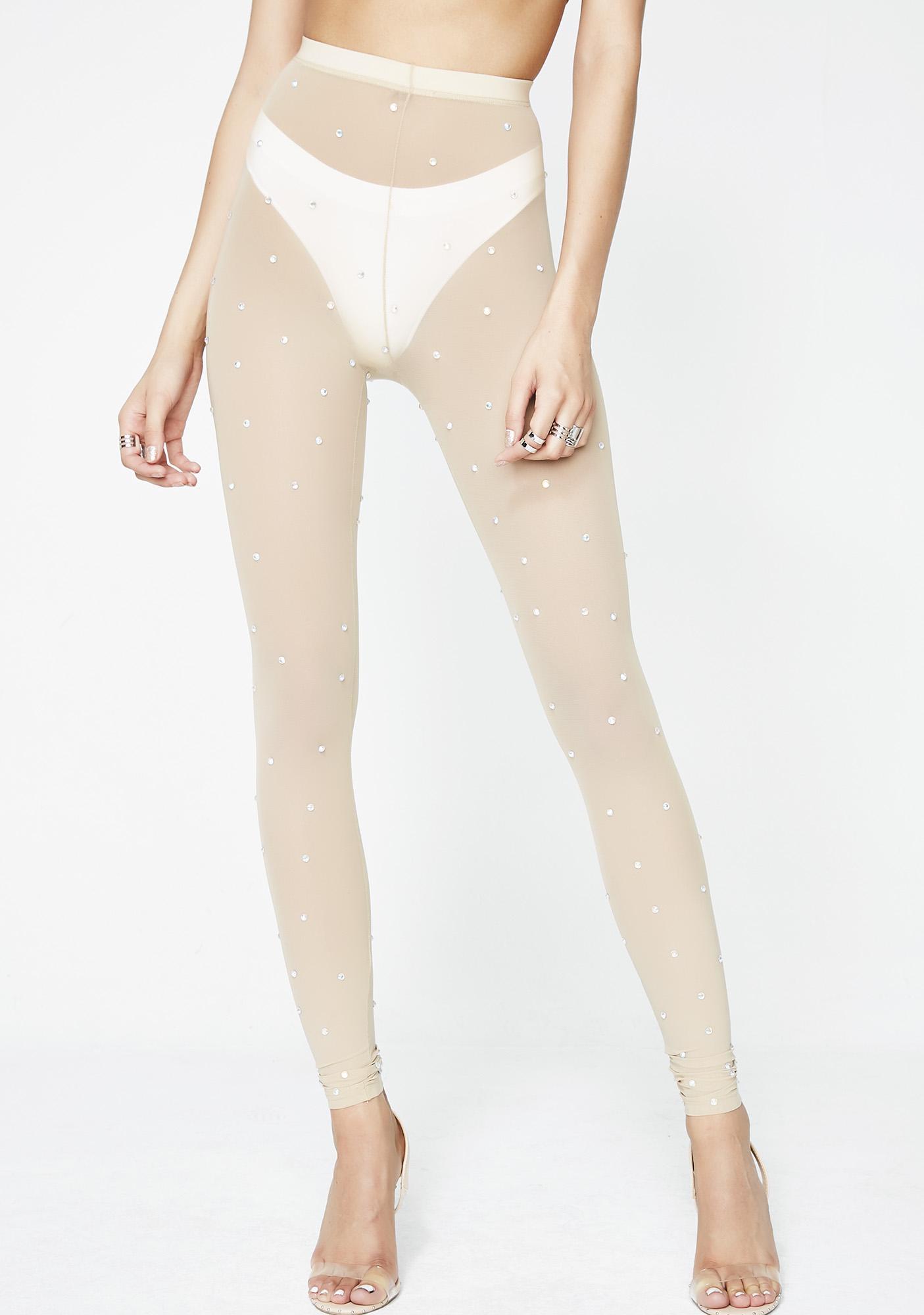 Kiki Riki Shine On Sheer Leggings