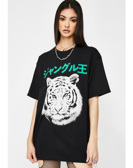 Tyger Graphic Tee