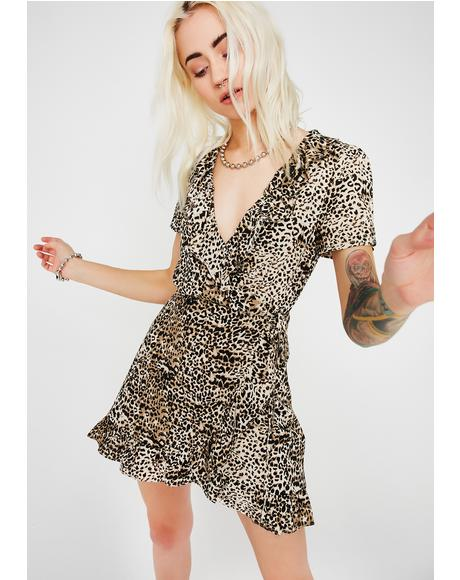 Can't Touch Kitty Dress
