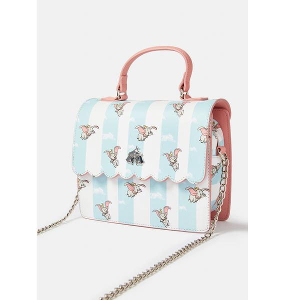 Loungefly Dumbo Circus Crossbody Bag