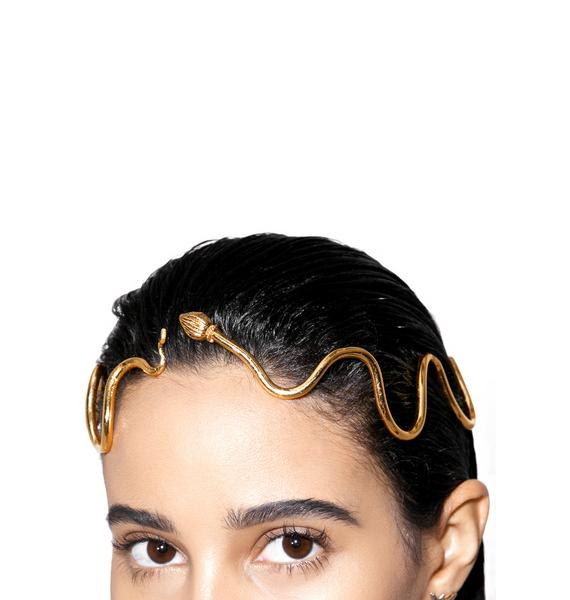 Rock n Rose Camilla Snake Crown