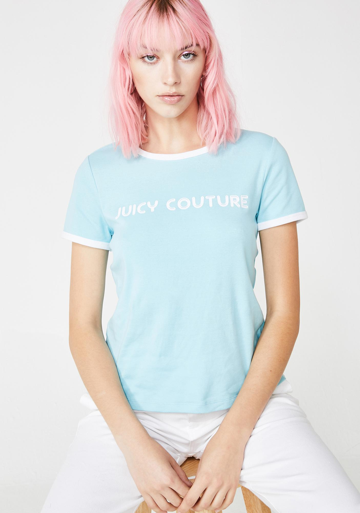 JUICY COUTURE Juicy Graphic Tee