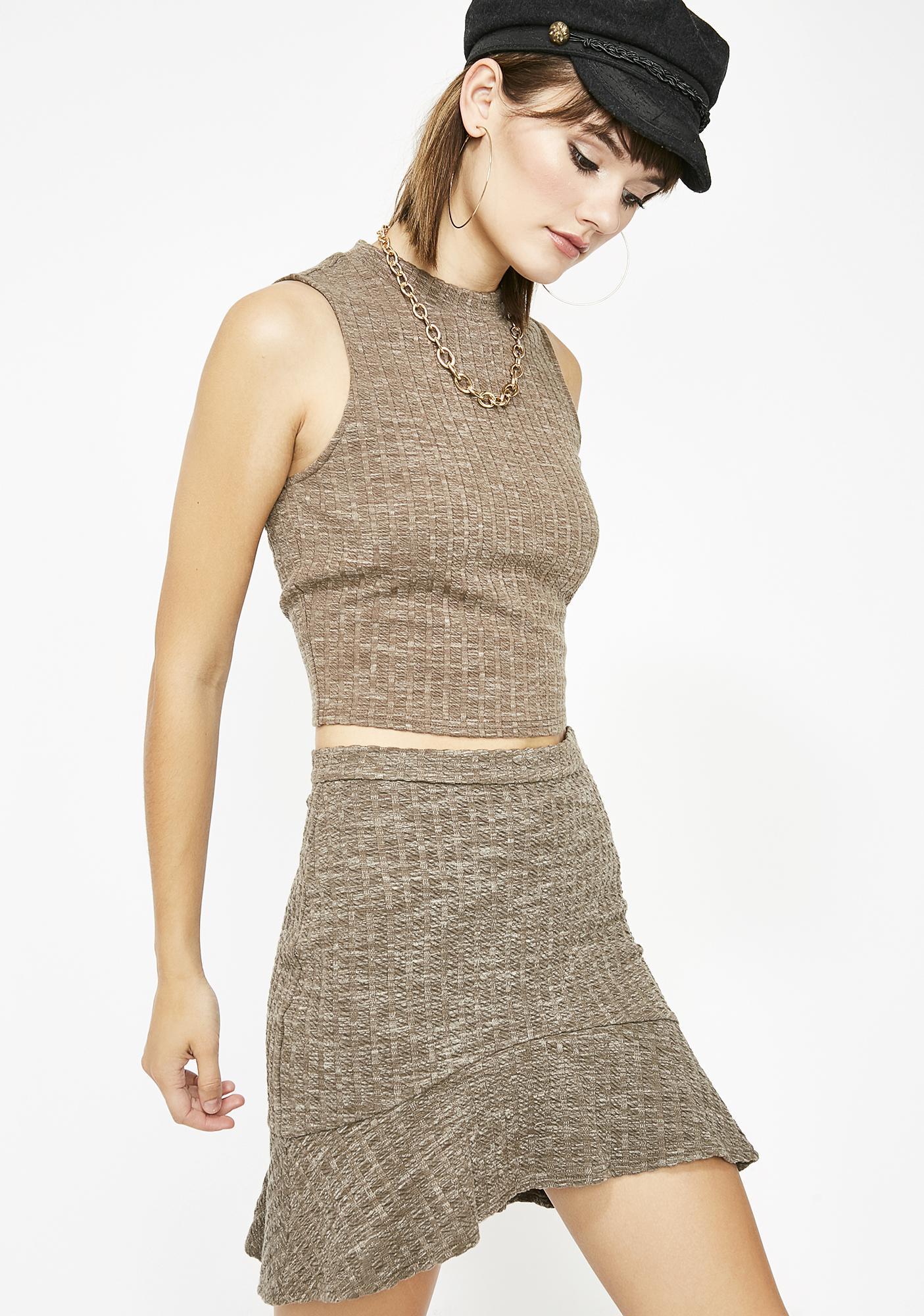 Snug Bug Sweater Skirt