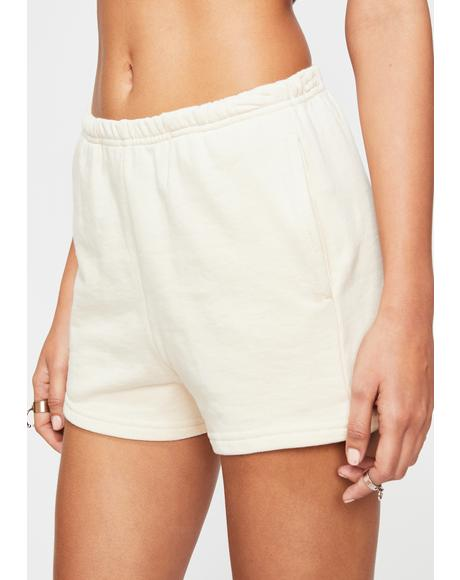 Let's Kick It Lounge Shorts