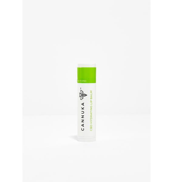 Cannuka Hemp Hydrating Lip Balm