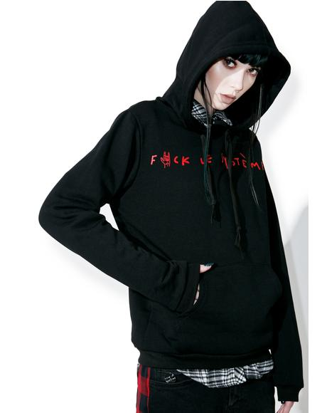 Fuck Le System Hoodie