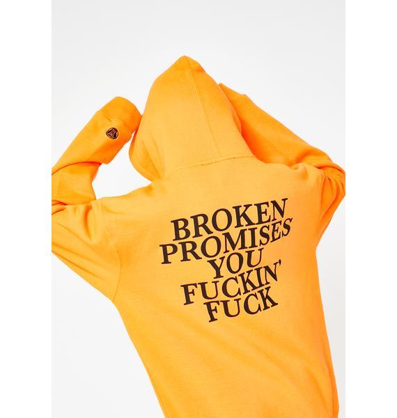 BROKEN PROMISES CO Bully Hoodie