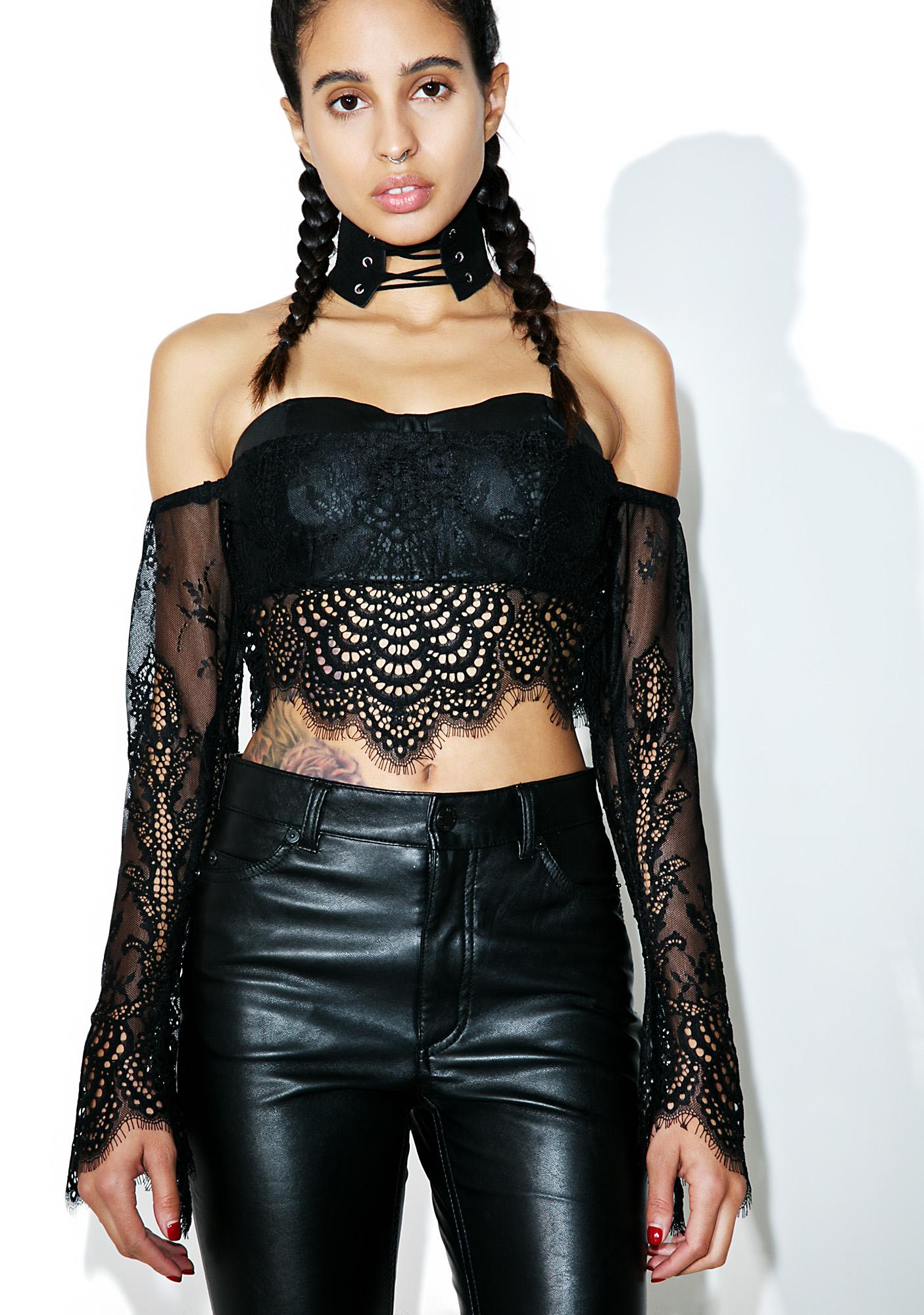 Asilio Icon Obsession Crop Top