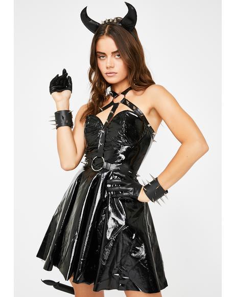 Devil May I Costume Set