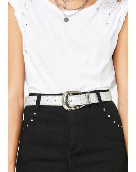 Hoedown Takedown Studded Belt
