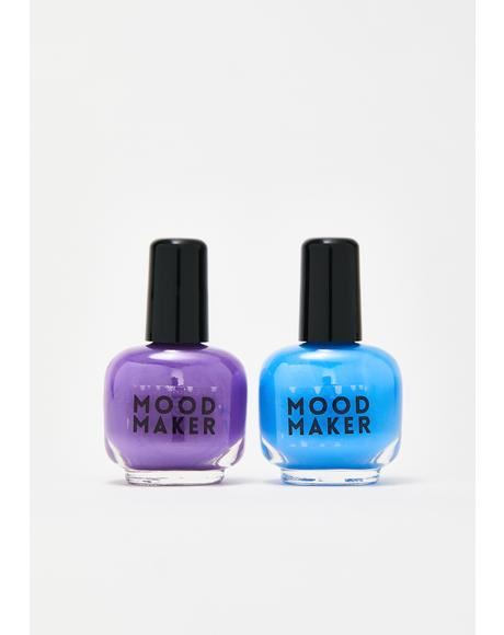 Beauty Junky Color Changing Nail Polish